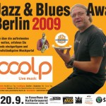 Jazz and Blues Award 2009 - hooolp als Sponsor